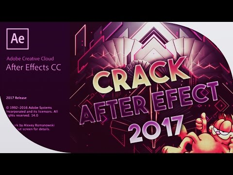 AVOIR AFTER EFFECTS CC 2017 + LES PLUGINS !  (~5min)