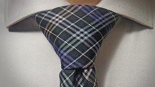 Krawattenknoten Binden:  * WINDSOR * [EINFACHER TRICK]