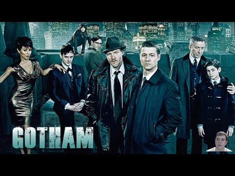 Gotham TV Series - Season 1 Episode 5 Viper - Video Review