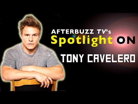 Tony Cavalero   AfterBuzz TV's Spotlight On