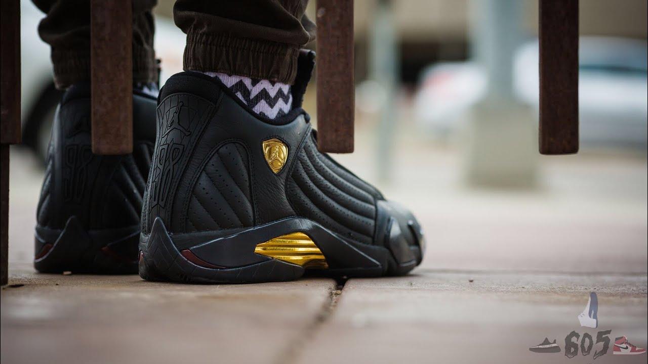 ed3288e12a1a  500 Dollar Pack  Air Jordan 13   14 DMP Pack Review! - YouTube