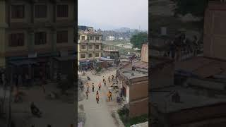 Destroy by Mass of people Somewhere in Nepal.(1)