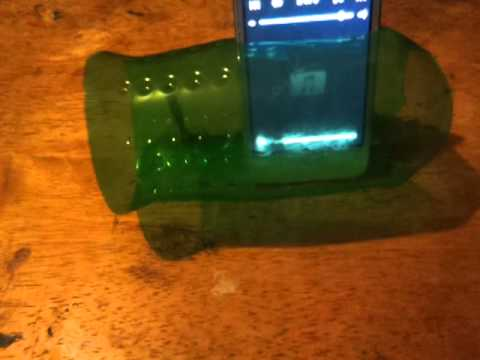 Soda Bottle Speaker Real Easy Youtube