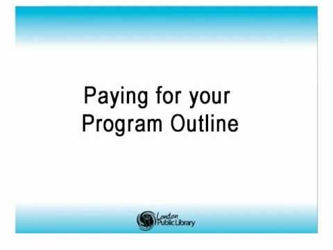 Pay your program fees online