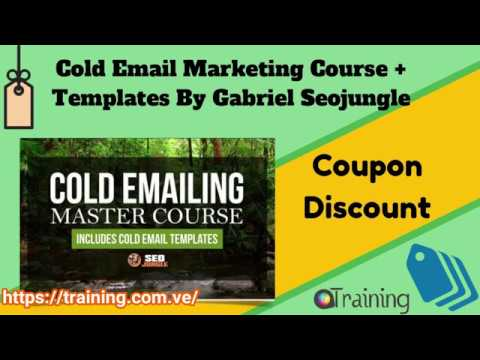 Cold Email Marketing Course + Templates By Gabriel Seojungle Download
