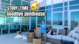 GETTING KICKED OUT OF MY LA PENTHOUSE! *not click bait* | jasmeannnn