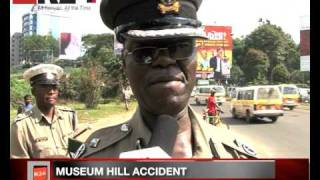 Museum Hill Accident