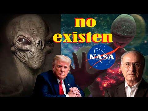La NASA (mentirosa) responde que los extraterrestres no existen (mienten más que hablan) exjefe del