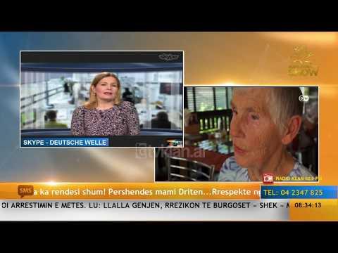 Aldo Morning Show/ Lidhja me Deutsche Welle, Arapaj flet per largimin e pleqve (12.04.2018)
