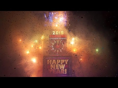 Le monde est entré en 2015 !