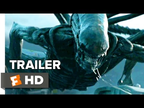 Alien: Covenant Trailer #2 (2017) |...