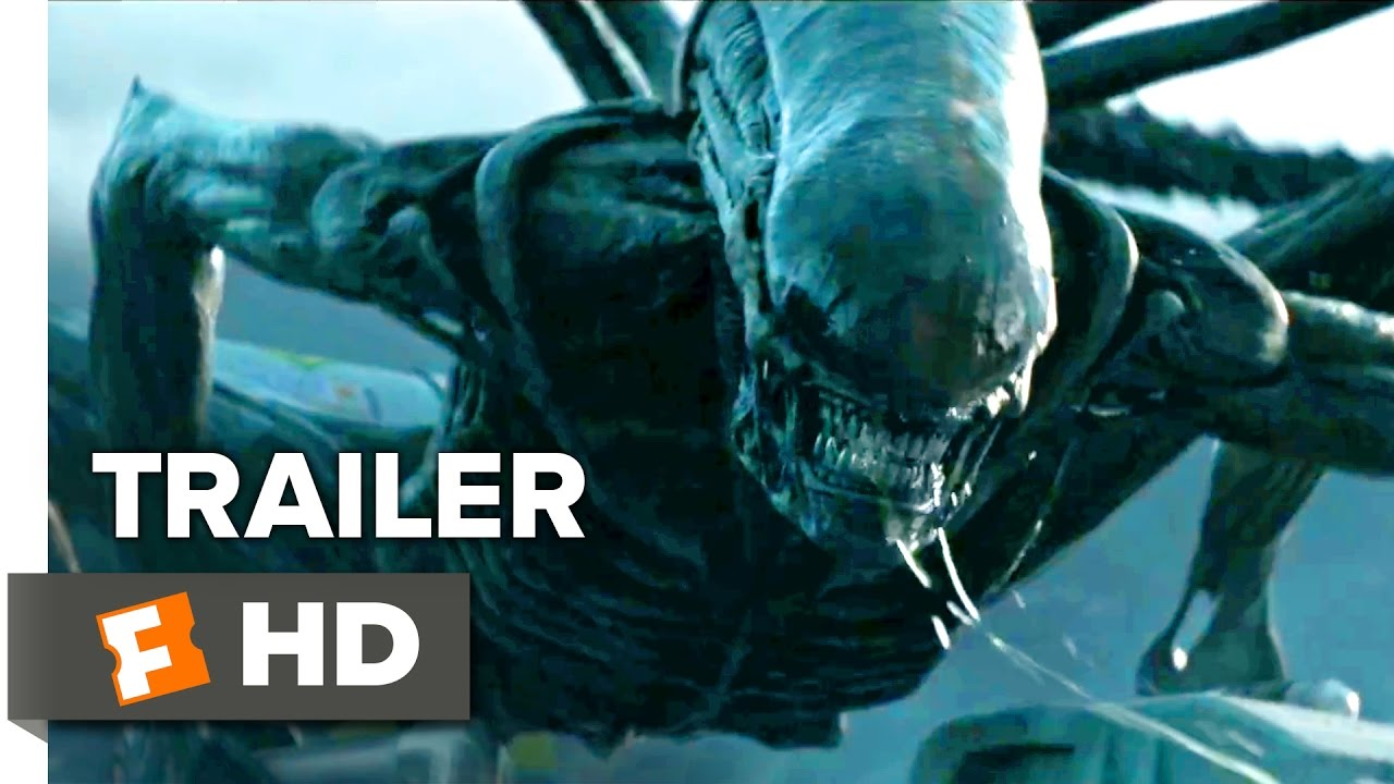 Alien: Covenant Trailer #2 (2017) | Movieclips Trailers ...