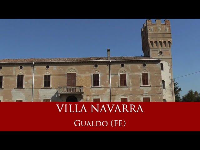 Villa Navarra - Gualdo (Fe)