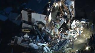 Illinois tornado damage