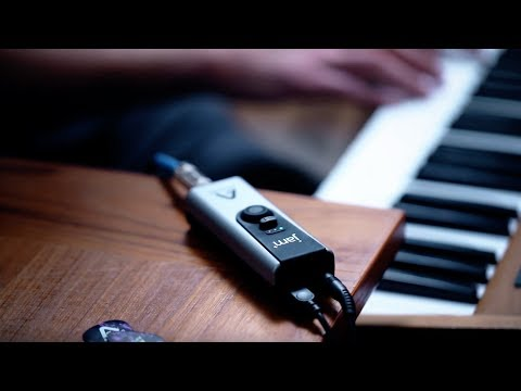 Apogee Jam+ Guitar and Keyboard Sound Samples
