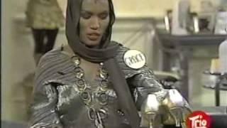 Grace Jones - The Dame Edna Show