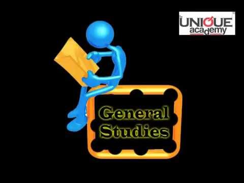 UPSC General Studies Paper 1 By Anurag Singh - Part 1 - YouTube