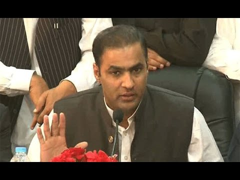 Minister of Water and Power Abid Sher Ali lambasts PTI and PPP | 24 News HD