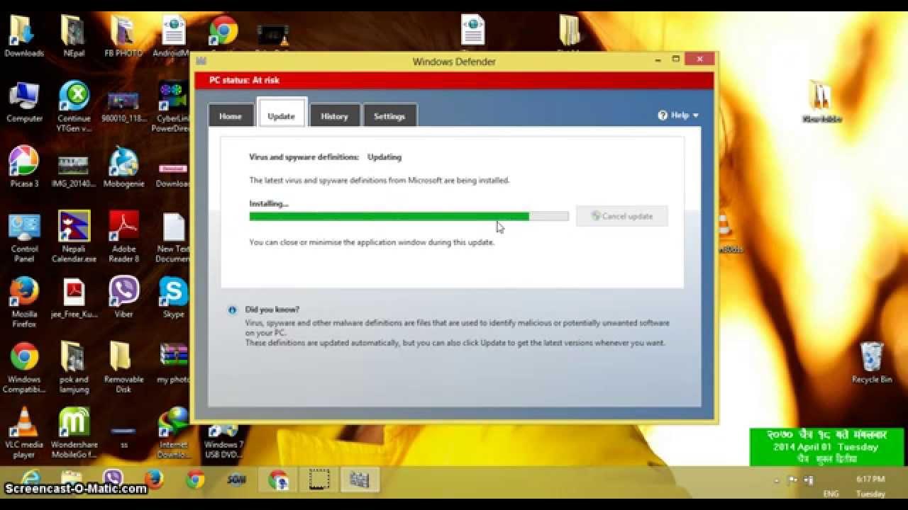 Troubleshoot problems updating Windows 10