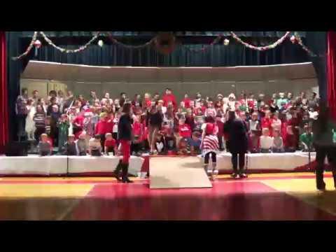 Bemus Point Elementary K 1 2 Christmas  Concert 2017