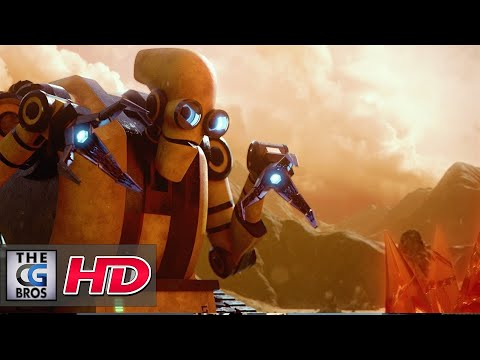 "CGI 3D Animated Short: ""Glimmer""  - by Greg Zdunek"