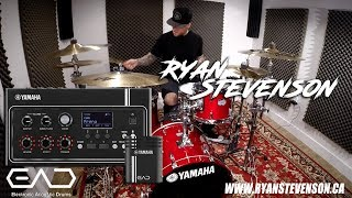 Yamaha EAD10 - Ryan Stevenson Drum Remix [Rockstar - Post Malone ft. 21 Savage]