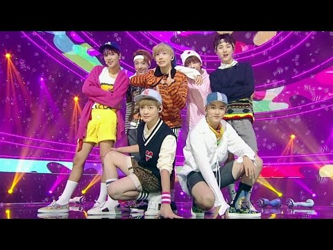 《CUTE》 NCT DREAM - Chewing Gum @인기가요 Inkigayo 20160904