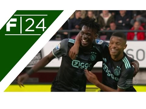 Highlights | NEC 1-5 Ajax