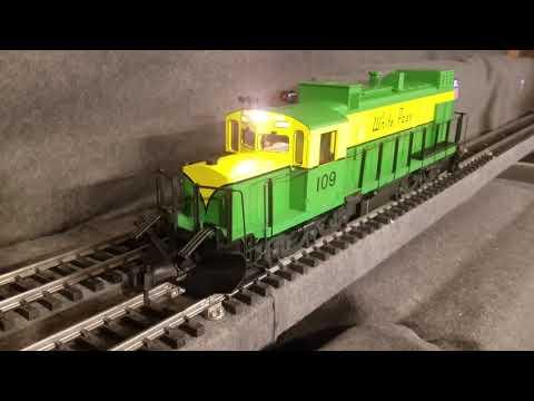 LGB 25554 Whitepass Diesel engine for Sale w/Protosound 3 *New*