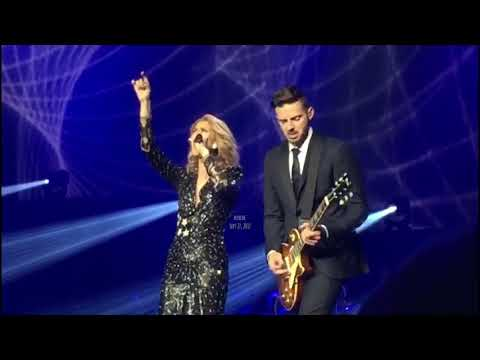 Celine Dion, Think Twice, Vegas (Sept 27, 2017)