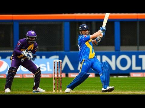 Sachin's Blasters vs Warne's Warriors, Cricket All-Stars Series  Full Highlights  2016 thumbnail