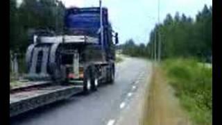 Liljegrens Scania R 580 V8 Power
