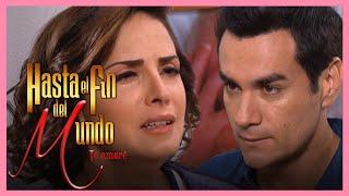 Hasta el fin del mundo: Salvador descubre la mentira de Araceli | Escena - C-174 y 175 | Tlnovelas