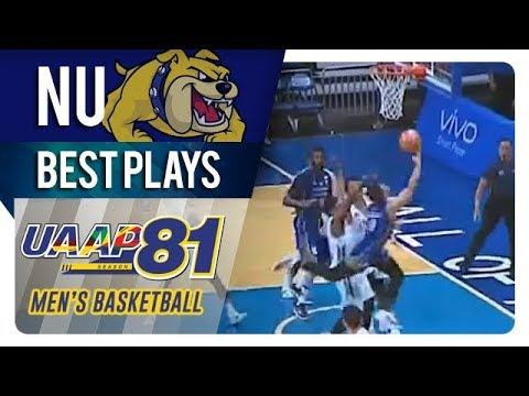 UAAP 81 MB: Shaun Ildefonso nails tough finish through contact! | NU | Best Plays
