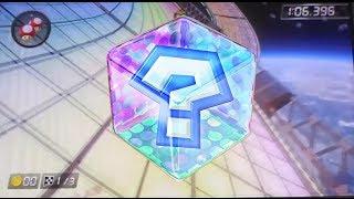 Mario kart 8 Glitch box +3 NEW glitches