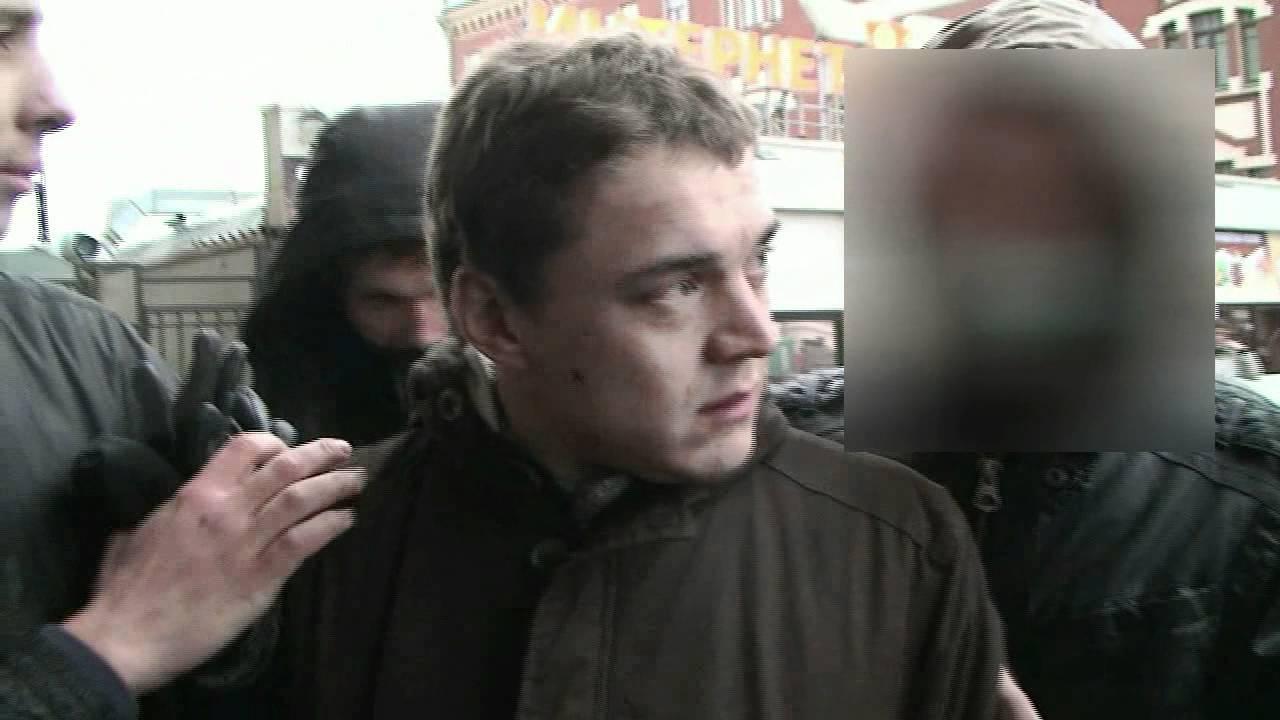 Наркобарыга у ТЦ Московский
