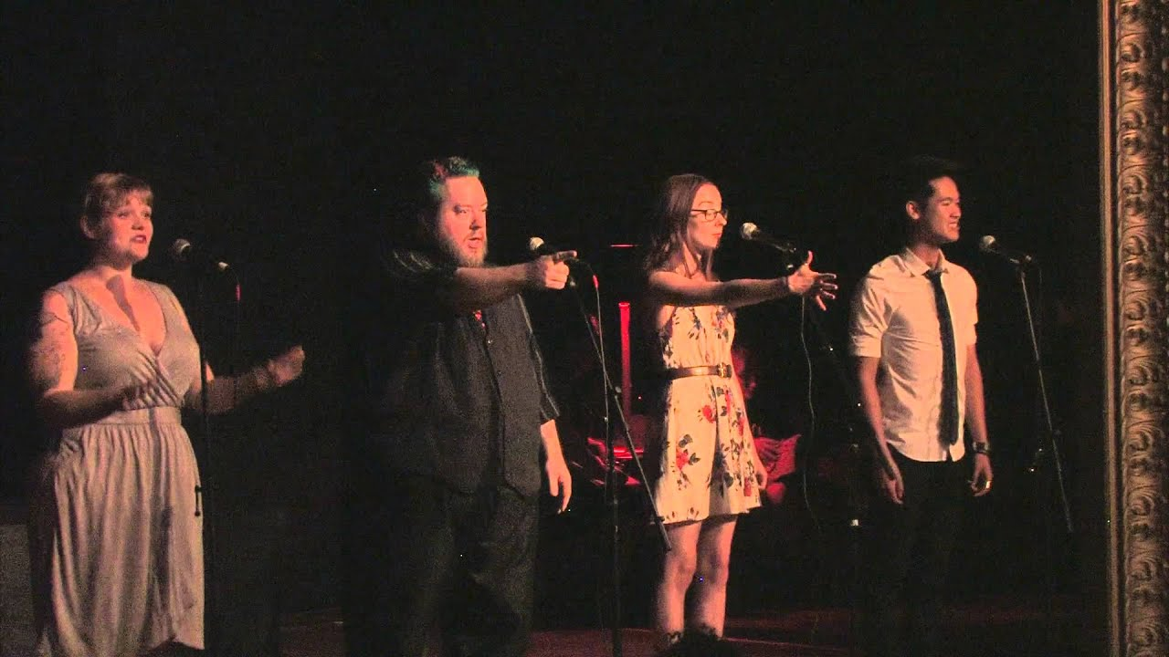 2014 National Poetry Slam Semi-Finals Grand Live