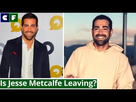 Download Why did Jesse Metcalfe leave Chesapeake Shores?