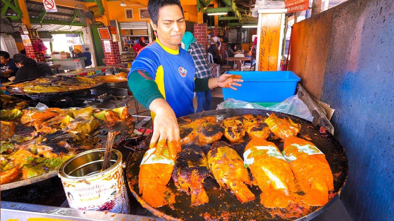 Street Food in Malaysia - ULTIMATE MALAYSIAN FOOD in Kuala Lumpur! - YouTube