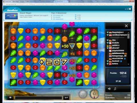 gametwist.com Jewel Magic Let´s Play