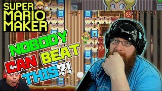 NOBODY CAN BEAT THIS?! - Super Mario Maker - Dashie Games Levels with Oshikorosu!