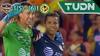 Gio le da la victoria al América | Dynamo 1 (5) - (6) 1 América | Leagues Cup - TUDN