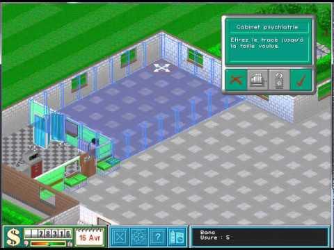 Theme hospital épisode 1 par iplay4you