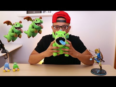 Unboxing The Baby Dragon