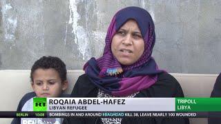 Looming Disaster: Libya on brink of civil war-sparked humanitarian crisis