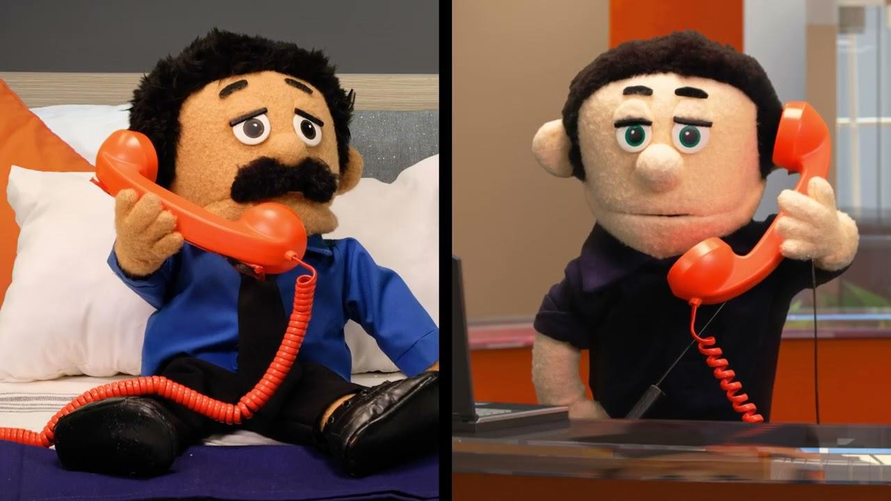 Hotel   Awkward Puppets