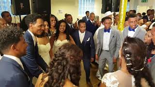 Eritrean wedding Guayla in London  I ዑቕባይ መስፍን
