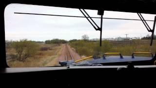 CREX ES44AC Cab Ride 13
