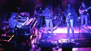 Tuesday Night Funk Jam @ Asheville Music Hall 12-6-2016