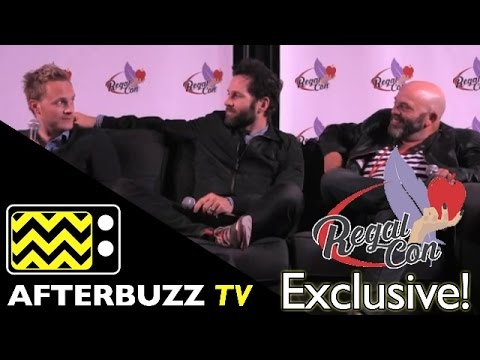 Regal Con 2015 Q&A w David Anders, Eion Bailey, & Lee Arenberg  AfterBuzz TV